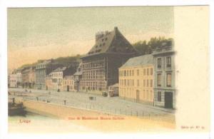 Quai De Maestricht, Maison Curtius, Liege, Belgium, 1910-1920s