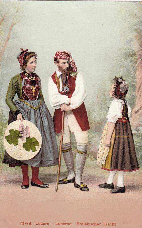 Family outing, LUZERN, Switzerland , 00-10s
