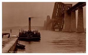 1708  Judges Ltd Hastings RPC    Scotland  Forth Bridge