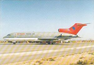 African Trans Air Boeing 727 22 N40485