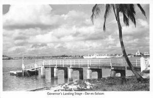 German East Africa Tanzania, Dar Es Salaam, Governor's Landing Stage, Pier