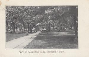 Washington Park, Bridgeport, Connecticut, PU-1907