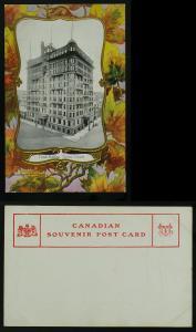 Temple BuildingToronto Warwick maple patriotic c1900-10