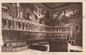 Spain Toledo Catedral Sala Capitular