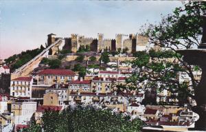 Portugal Lisboa Castelo San Jorge