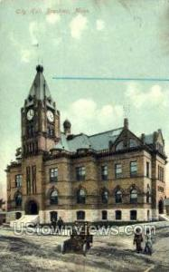 City Hall Brockton MA 1910