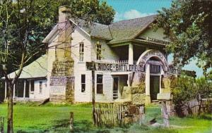 Arkansas Elk Horn Tavern At Pea Ridge Battlefield In The Ozarks