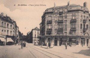 SAINT-GILLES, France , 00-10s ; Place Julien Dillens