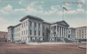 The Mint, SAN FRANCISCO, California, 1900-1910s