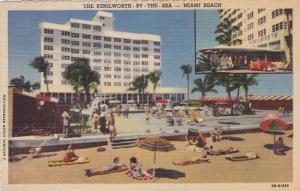 Private Beach, Swimming Pool, Kenilworth by the sea, Miami Beach, Florida, PU...