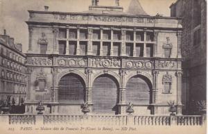 PARIS, Maison dite de Francois 1er (Cours la Reine), France, 00-10s