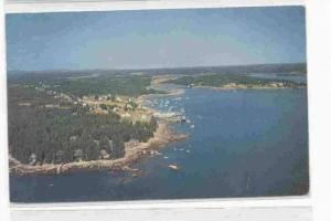 Airview in Color by Ray Goodrich, Friendship, Maine 00-10