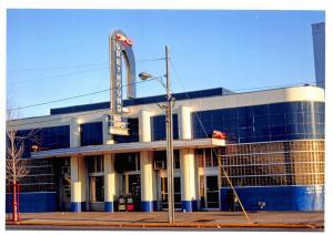 Postcard, 1979 Greyhound Bus Depot, Columbia, South Carolina, USA, Repro 10D