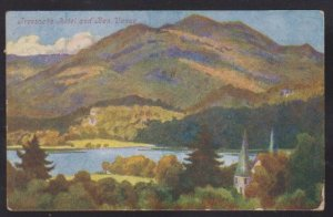 Trossachs Hotel and Ben Venue 1904