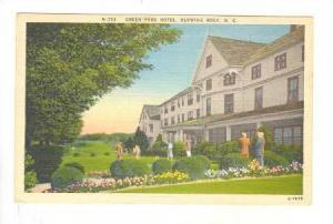Green Park Hotel, Blowing Rock,  North Carolina,PU- 30-40s