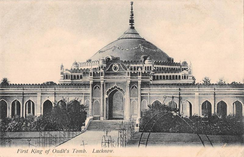 B96054 first king of oudh s tomb lucknow   india