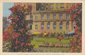 The Rose Garden, Nova Scotian Hotel, Halifax, Nova Scotia, Canada, 30-40´s