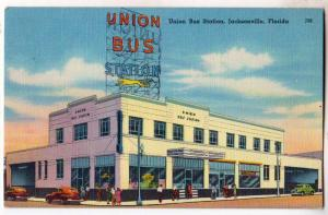 Union Bus Station, Jacksonville FL