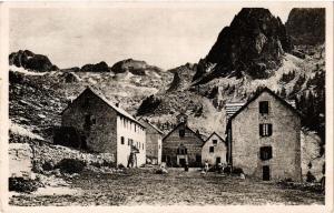 CPA St-MARTIN-VÉSUBIE Sanctuaire et Hotel e Fenestre (376216)