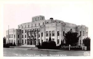 Thurston County Court House
