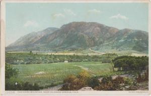 CHEYENNE MOUNTAIN - Colorado Springs CO /  1920s - PRIMITIVE