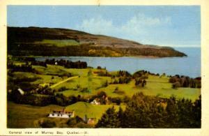 Canada - Quebec, Murray Bay. Bird's Eye View