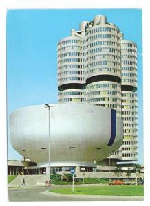 BMW Building Munich Germany Munchen Muenchen 1970s 4X6