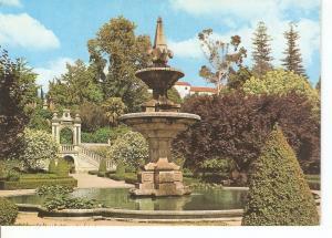 Postal 030146 : Coimbra - Portugal Jardin Botanico