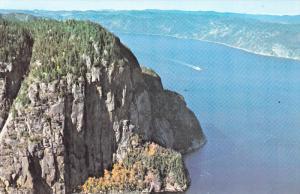 Cap Trinite , CHICOUTIMI , QuebecCanada , PU-1983