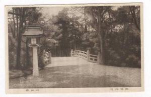 Bridge, Japan, 1910-30s