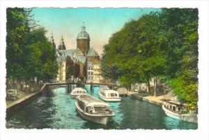 RP, Achterburgwal, Amsterdam (North Holland), Netherlands, PU-1955