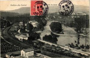 CPA SALIES-du-SALAT - Vallée du SALAT (356798)