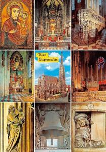 Vienna Stephansdom Maria Poetsch Hochaltar Kanzel Dom Orgel Prinz Eugen Kapelle