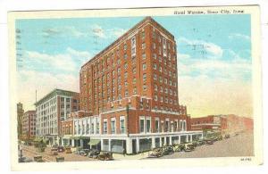 Hotel Warrior, Sioux City, Iowa, PU-1944