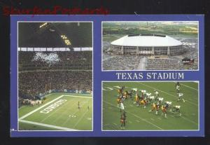 DALLAS COWBOYS NFL FOOTBALL STADIUM TEXAS STADIUM POSTCARD CHEERLEADERS