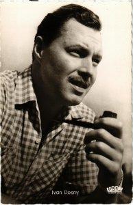 CPA AK FILM STAR Ivan Desny (94065)