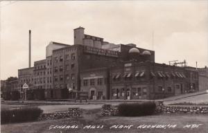 Iowa Keokuk General Mills Plant Real Photo