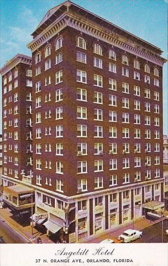 Florida Orlando Angebilt Hotel