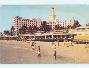 Pre-1907 RONEY PLAZA HOTEL Miami Beach Florida FL B3417