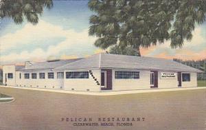 Florida Clearwater Beach Pelican Restaurant