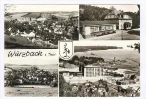 RP  Wurzbach i. Thur., Germany , 50-60s