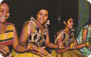 Samoan Dancers Samoa