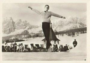 RP: Figure Skating , 1950-60s ; #14