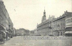 La Place D'Armes Valenciennes, Belgium 1916