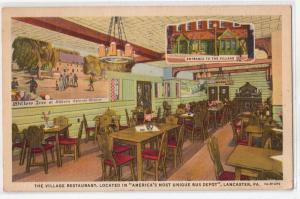 Village Restaurant, Lancaster PA