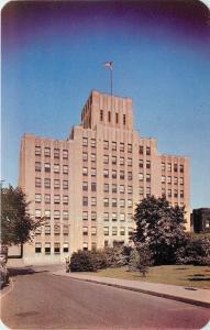 Roanoke Virginia~Norfolk And Western Railway General Office Building~1950s