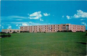 Big Rapids MI~Laundry Room~Vandercook Hall~Ferris State College~1957
