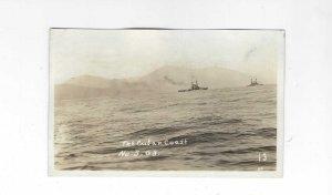Vtg 1918-30 AZO RPPC The Cuban Coast, Cuba Photo Postcard