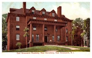 Rhode Island East Greenwich , New Dormitory for Academy