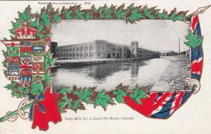 SAULT STE. MARIE , Ontario, Canada, 1901-07 ; Pulp Mill #2